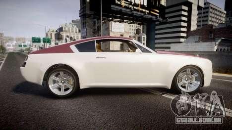 GTA V Enus Windsor para GTA 4 esquerda vista