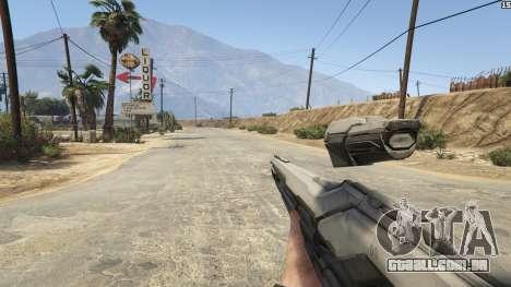 Halo 5 Light Rifle 1.0.0 para GTA 5