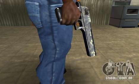 Flacon Deagle para GTA San Andreas