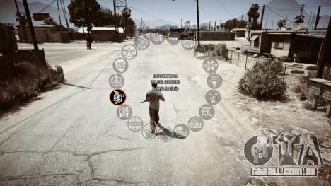GTA 5 Foot Radio segundo screenshot