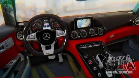 Mercedes-Benz SLS AMG GT para GTA San Andreas vista direita