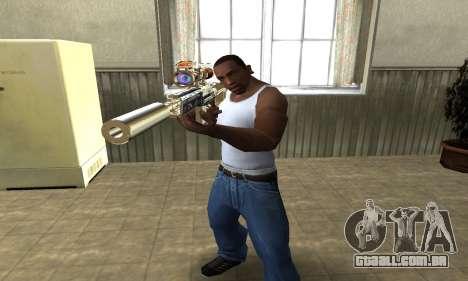 Sniper Fish Power para GTA San Andreas segunda tela