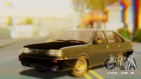 Volkswagen Santana Gz para GTA San Andreas
