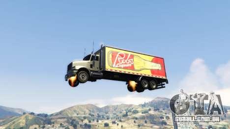 GTA 5 Vehicles Jetpack v1.2.2 terceiro screenshot