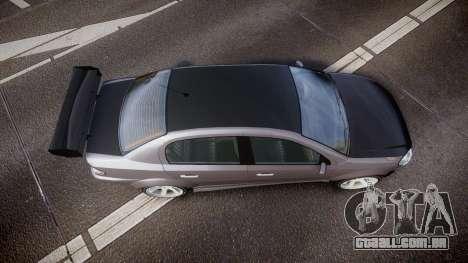 Declasse Premier RT para GTA 4 vista direita