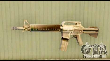 M4 Fixed para GTA San Andreas