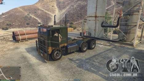 GTA 5 Trucking Missions 1.5 oitmo screenshot