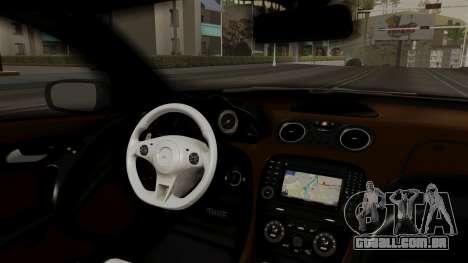 Mercedes-Benz SL65 E-Tuning para GTA San Andreas vista direita
