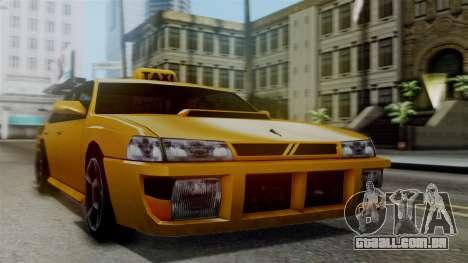 Sultan Taxi para GTA San Andreas
