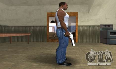 Flacon Deagle para GTA San Andreas segunda tela