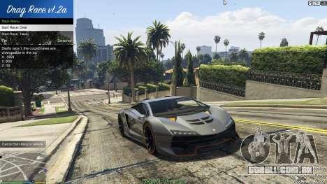 GTA 5 Drag Race 1.2a quarto screenshot