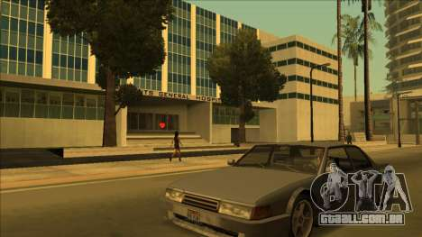 PS captadores perto de hospitais no estado para GTA San Andreas