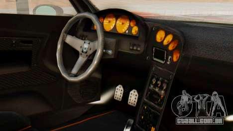 Pegassi Osyra para GTA San Andreas vista direita