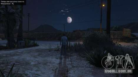 GTA 5 Majoras Mask Moon quarto screenshot