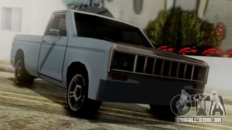 Bobcat New Edition para GTA San Andreas