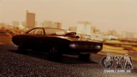 R.N.P ENB v0.248 para GTA San Andreas sétima tela
