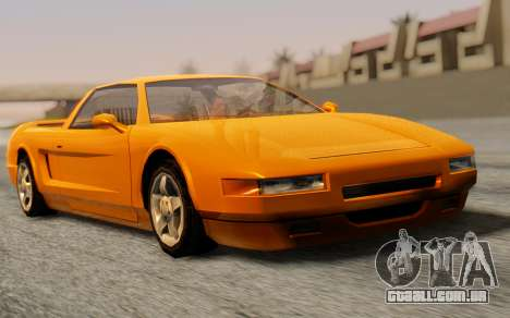Infernus Hamann Edition Backup Standart para GTA San Andreas
