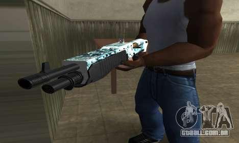 Like Combat Gun para GTA San Andreas segunda tela