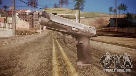 SW40p from Battlefield Hardline para GTA San Andreas