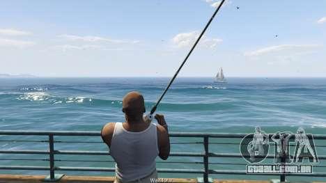 GTA 5 Fishing Mod 0.2.7 BETA quinta imagem de tela