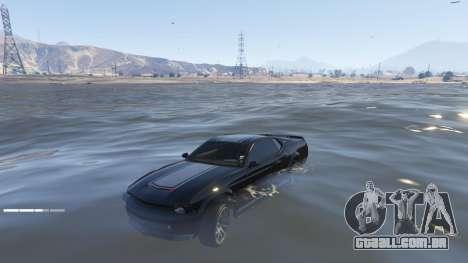 GTA 5 Knight Rider: K.I.T.T [.NET] 2.6.1 décimo imagem de tela