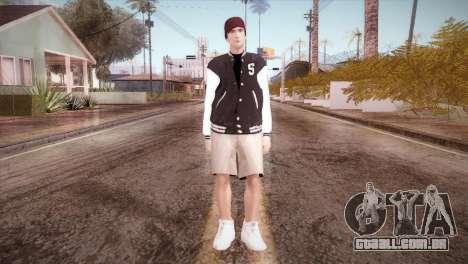 Jimmy Silverman para GTA San Andreas segunda tela