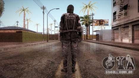 Soldado Do Reich para GTA San Andreas terceira tela