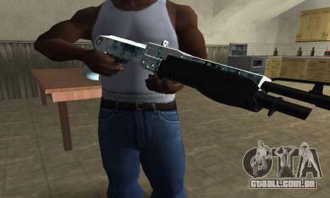 Like Combat Gun para GTA San Andreas