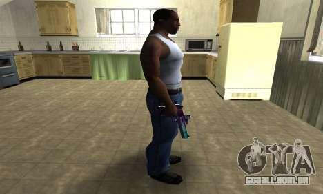Space Deagle para GTA San Andreas terceira tela