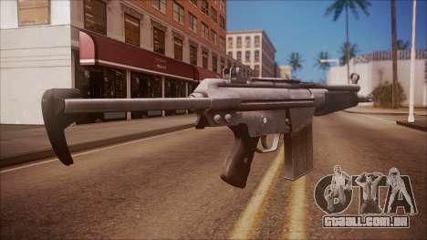 HK-51 from Battlefield Hardline para GTA San Andreas segunda tela