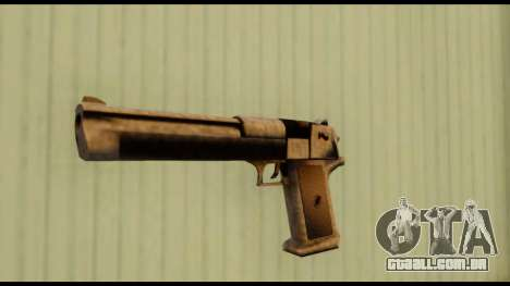 Desert Eagle v0.8 para GTA San Andreas