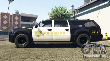 GTA 5 Los Angeles Police and Sheriff v3.6 oitmo screenshot