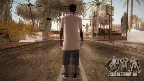 East Side Ballas Member para GTA San Andreas terceira tela