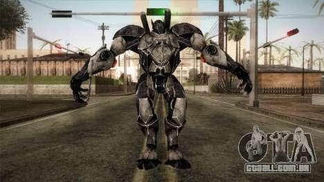 Batman Suit para GTA San Andreas segunda tela