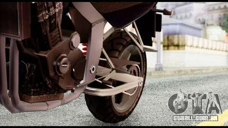 Ducati FCR-900 v4 para GTA San Andreas vista direita