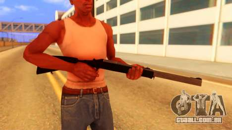 Atmosphere Rifle para GTA San Andreas terceira tela