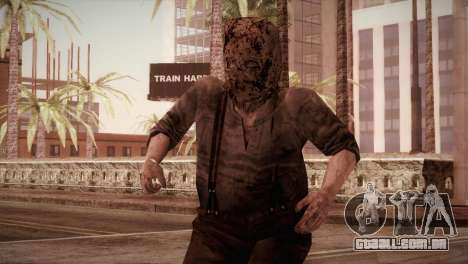RE4 Dr. Salvador from Mercenaries para GTA San Andreas