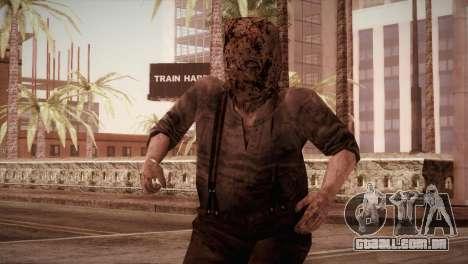 RE4 Dr. Salvador from Mercenaries para GTA San Andreas