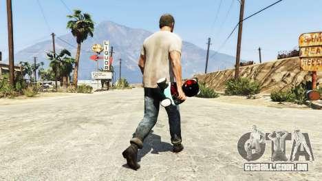 GTA 5 Urso de pelúcia segundo screenshot