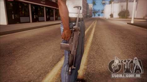 HK-51 from Battlefield Hardline para GTA San Andreas terceira tela