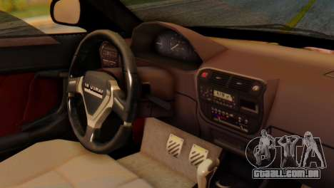 Honda Civic JnR Tuning para GTA San Andreas vista direita