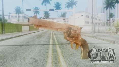 Red Dead Redemption Revolver Diego Nueva para GTA San Andreas