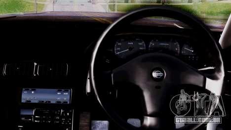 Nissan Onevia para GTA San Andreas vista direita