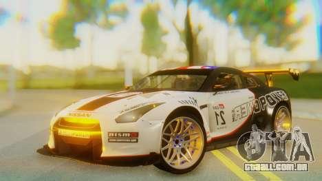 Nissan GT-R GT1 Sumo Tuning para GTA San Andreas