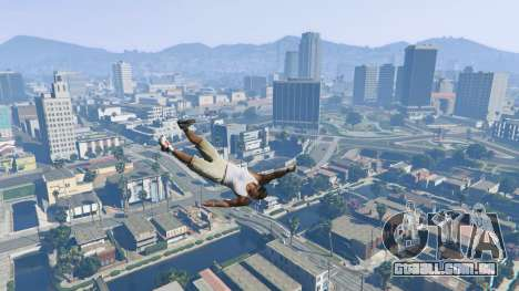 GTA 5 Ragdoll v1.1 segundo screenshot
