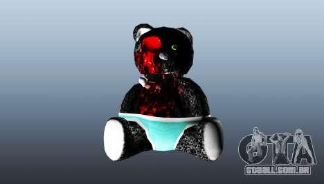 GTA 5 Urso de pelúcia terceiro screenshot