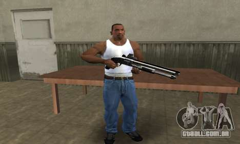 Member Shotgun para GTA San Andreas segunda tela