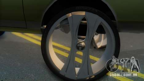Chevrolet Caprice para GTA San Andreas traseira esquerda vista