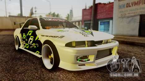 Nissan Skyline R32 Speedhunters para GTA San Andreas