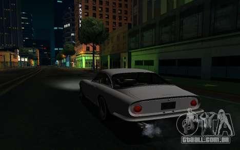 Zolta ENB para GTA San Andreas segunda tela